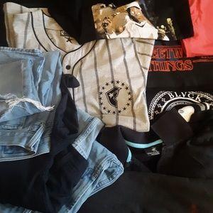 Other - Men's Streetwear Clothing Lot
